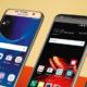 iPhone 6 plus Galaxy s7 Edge
