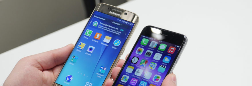 iPhone 6s Vs Galaxy s6